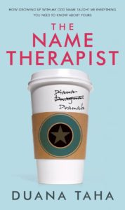 The Name Therapist cover